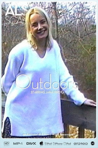 Jana Irrova - `Outdoors` - for ALS SCAN